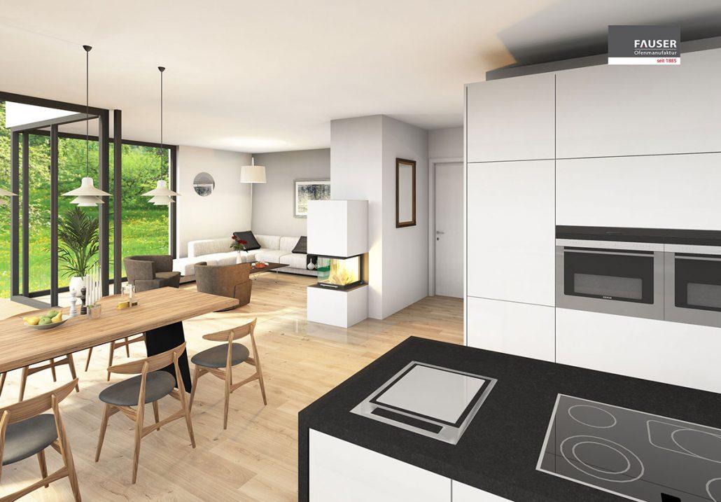 Kaminplanung Dettenhausen: Küche