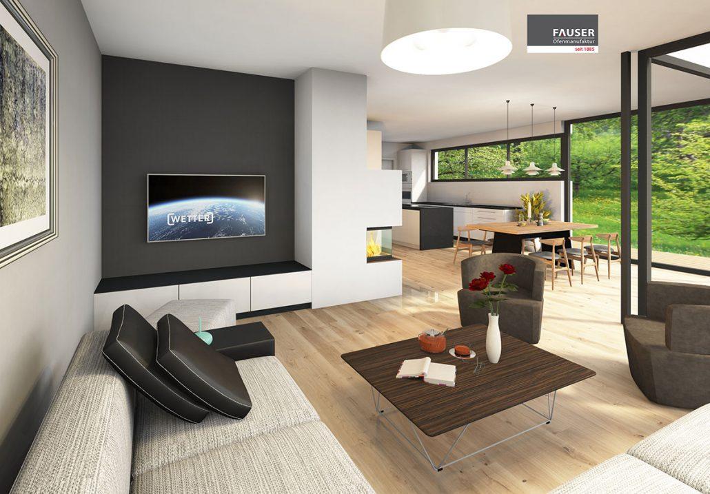 Kaminplanung Dettenhausen: Wohnzimmer