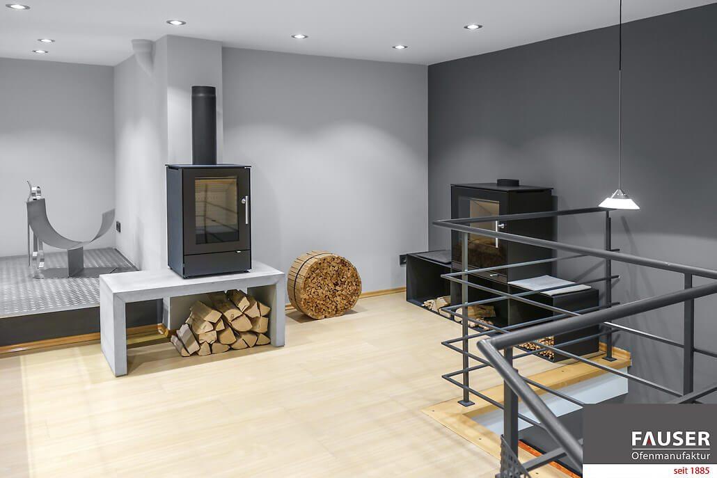 Fauser Ofen-Ausstellung in Tübingen