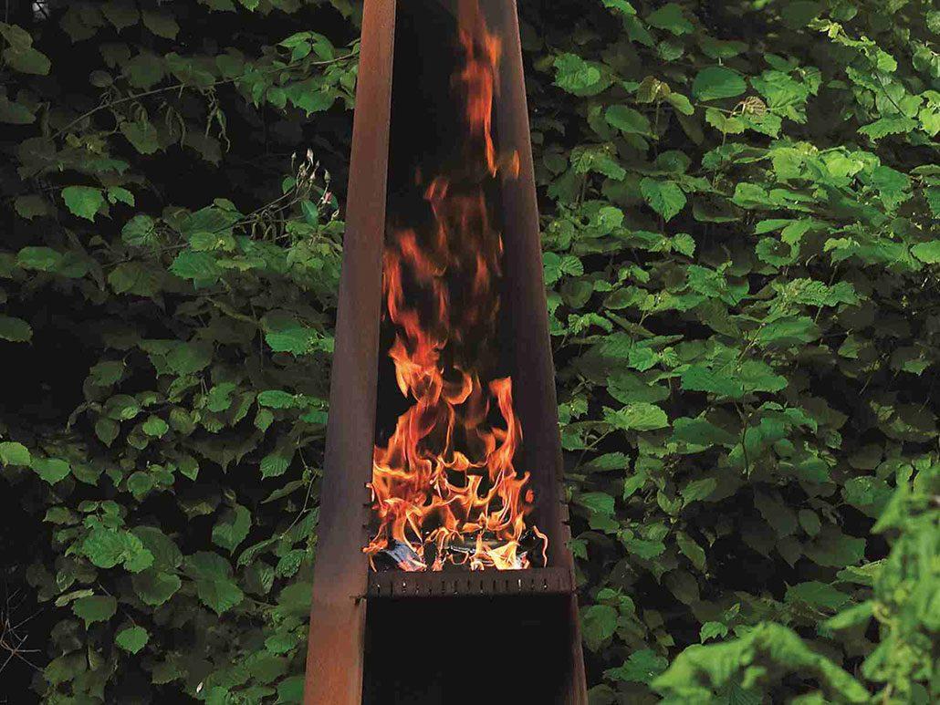 Feuerstelle Gizeh