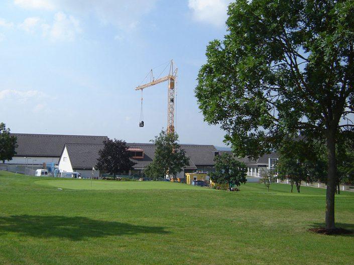 Kaminanlage Öschberghof 1