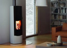 Kaminofen T-SKY eco2 mit Awards