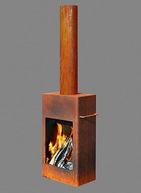 Outdoor Feuerstelle Dennis