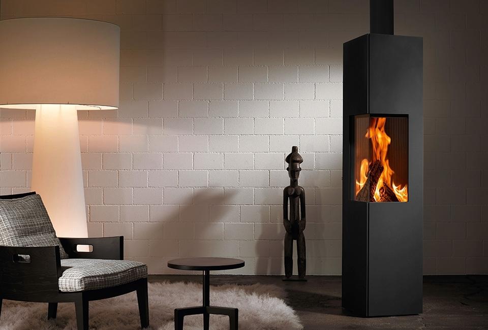 kaminofen riton mit w rmespeicher fauser ofenmanufaktur t bingen. Black Bedroom Furniture Sets. Home Design Ideas
