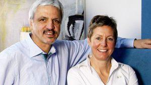 Karl-Friedrich und Christine Fauser